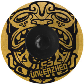 UNLEAZHED Unloose AL01 Aluminium Top Cap eldorado gold